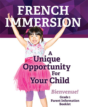 FrenchImmersionBooklet