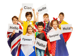 INTERNATIONAL LANGUAGES IMAGE