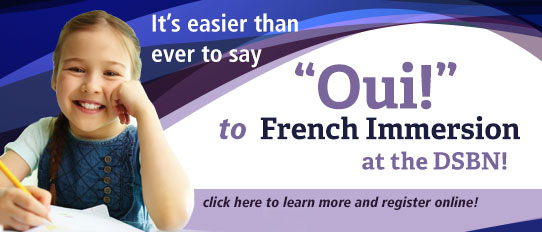 2014 French Immersion Registration