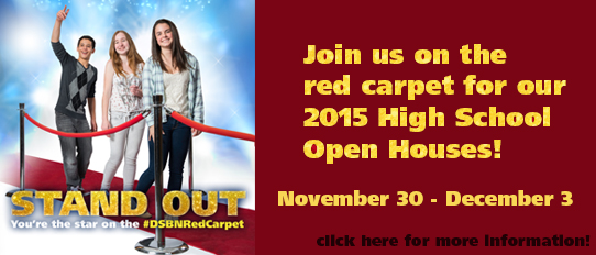 2015 High School Open Houses