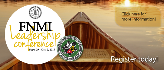 2015 FNMI Leadership Conference Registration