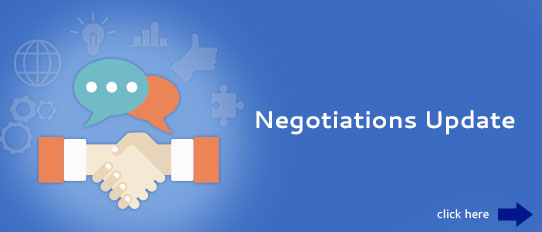 Negotiations Updates